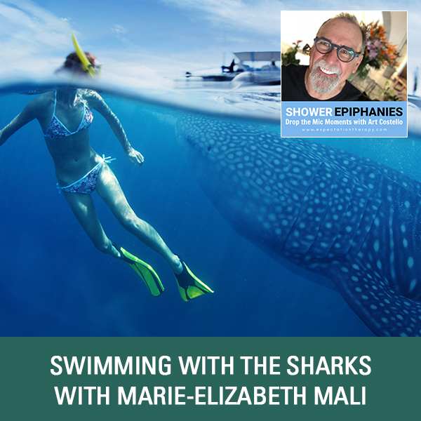 Swimming With The Sharks with Marie-Elizabeth Mali