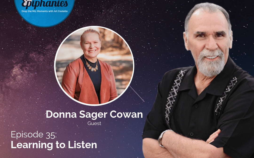 Learning to Listen with Donna Sager Cowan