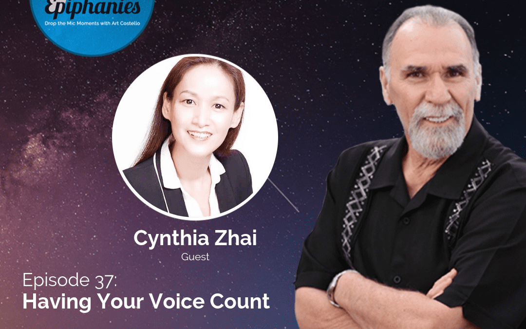 Having Your Voice Count with Cynthia Zhai