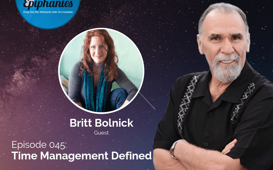 Time Management Defined with Britt Bolnick
